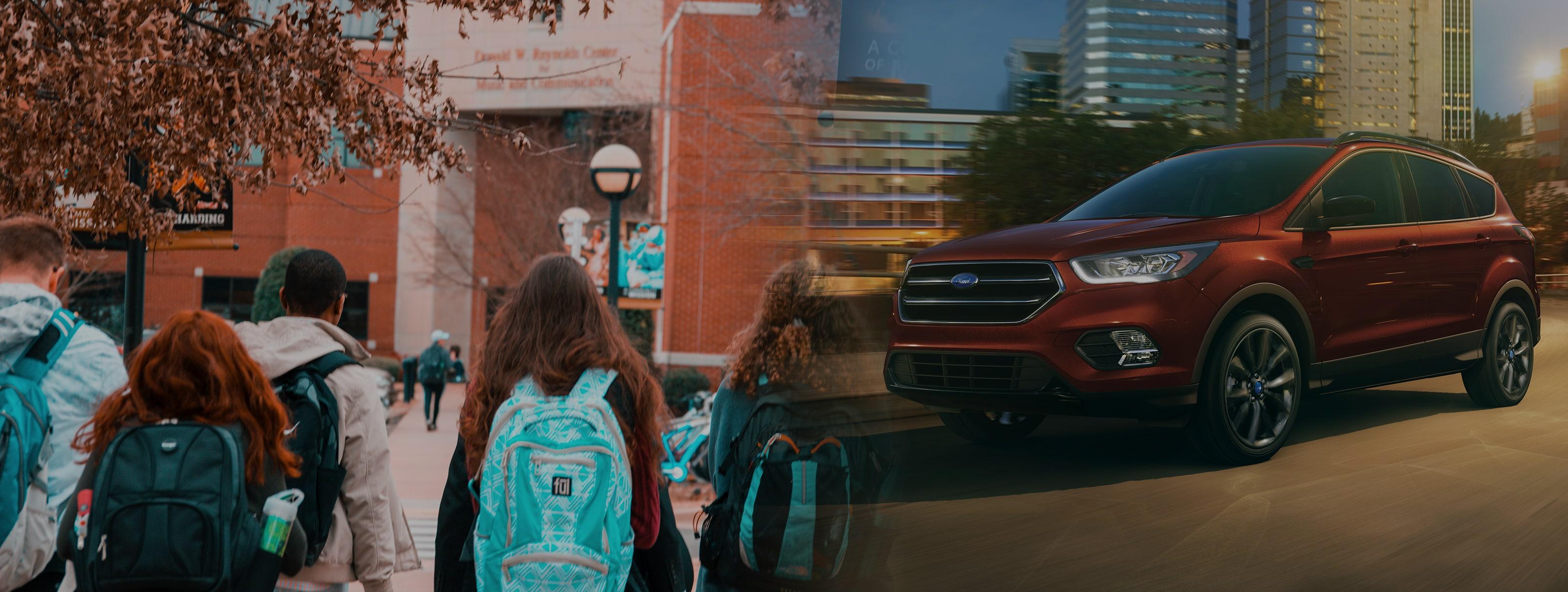 Jc Lewis Ford >> College Discount Jc Lewis Ford Savannah Ford Dealership