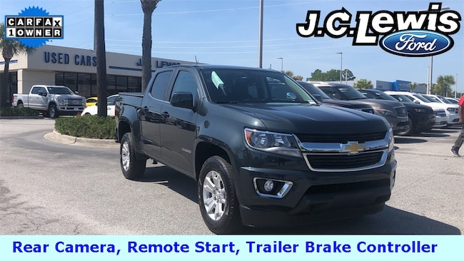 Used 2018 Chevrolet Colorado LT Truck Crew Cab in Savannah, GA