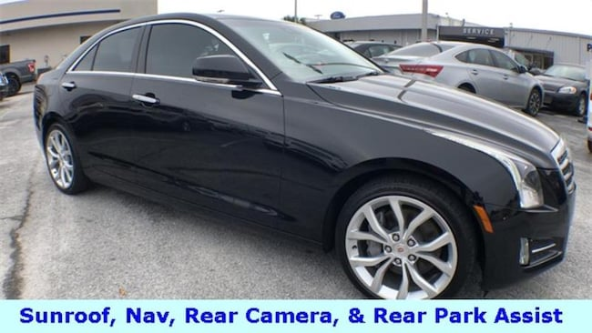2013 Cadillac ATS 3.6 Performance Sedan