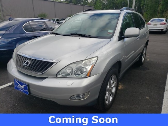 Used 2008 Lexus Rx 350 For Sale At Jc Lewis Lincoln Vin