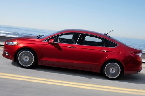 2014 Ford Fusion Preview J D Power