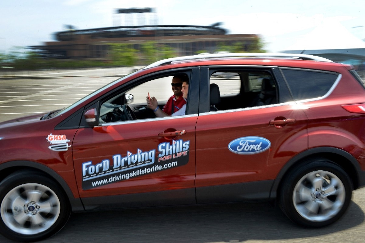 Ford Teen Safe Driving 39