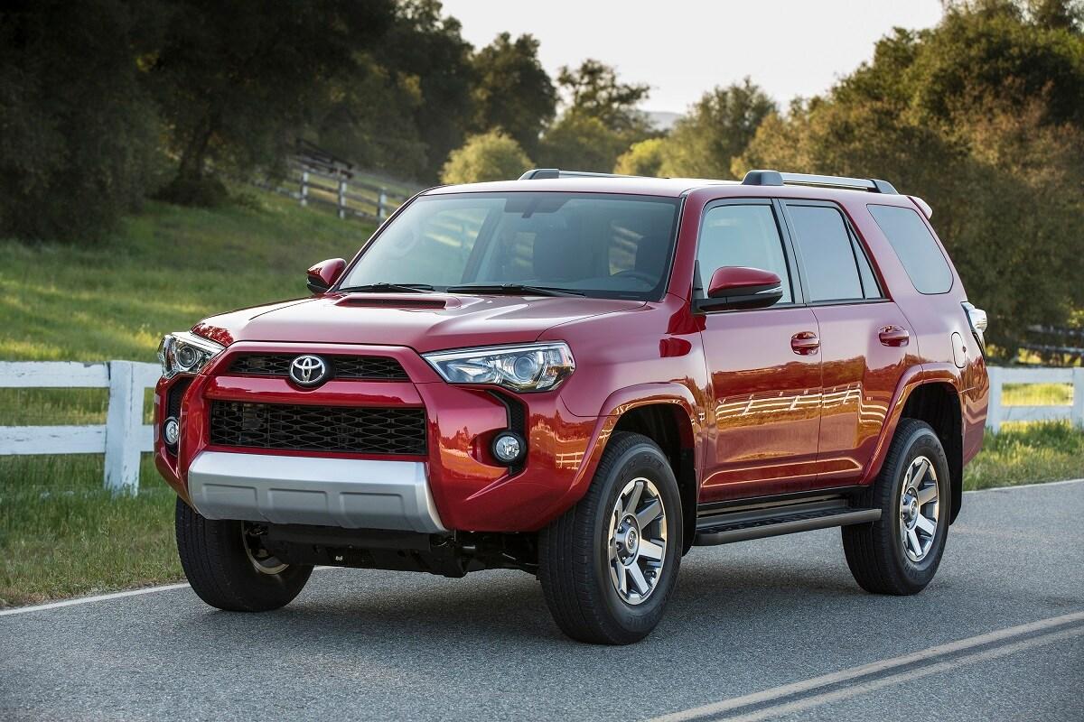 New for 2015: Toyota Trucks, SUVs, and Vans | J.D. Power