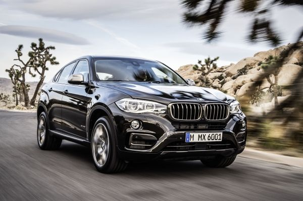 2015 Bmw X6 Redesigned But Not Reconfigured J D Power