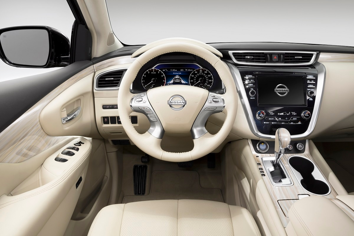Nissan Murano Led Daytime Running Lights