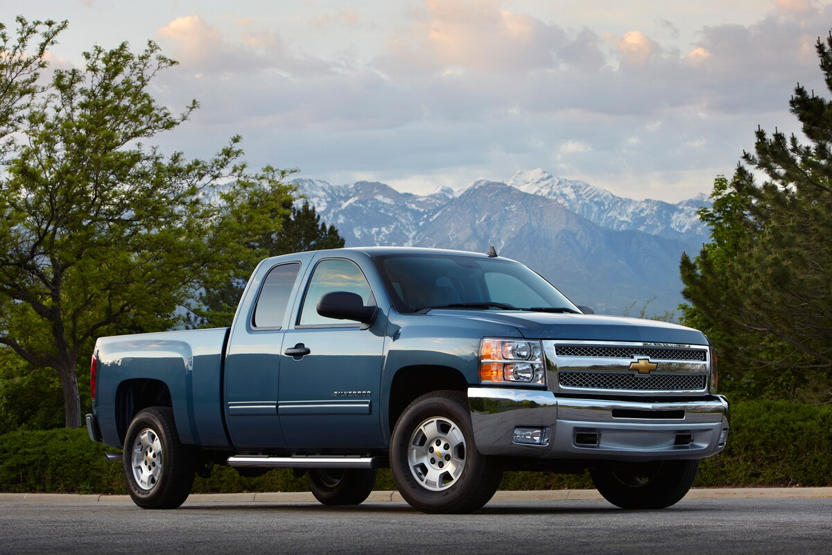 5 fast facts about the 2013 chevrolet silverado 1500 j d power. Black Bedroom Furniture Sets. Home Design Ideas