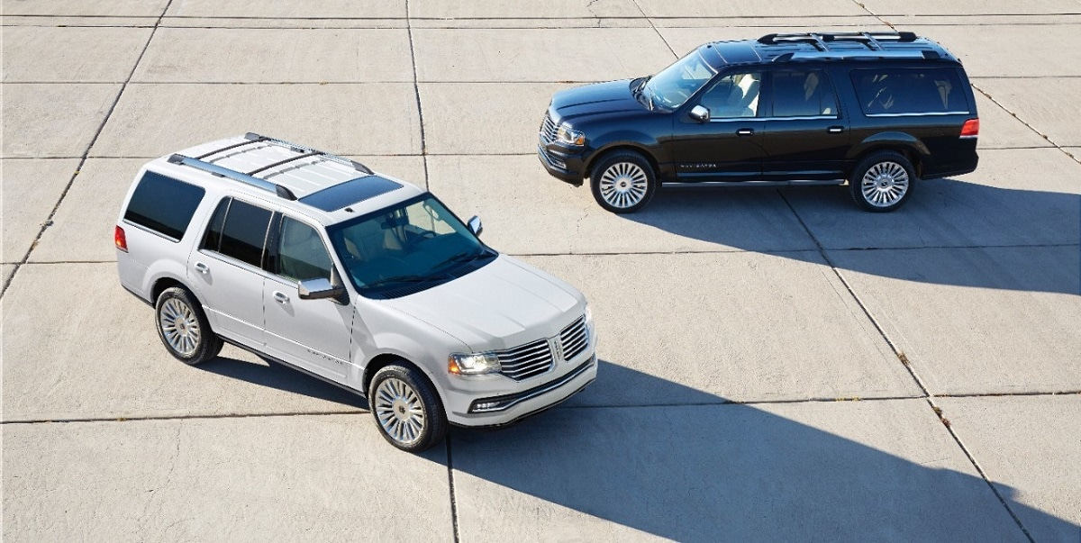 2015 Lincoln Navigator Is Restyled Equipped With EcoBoost