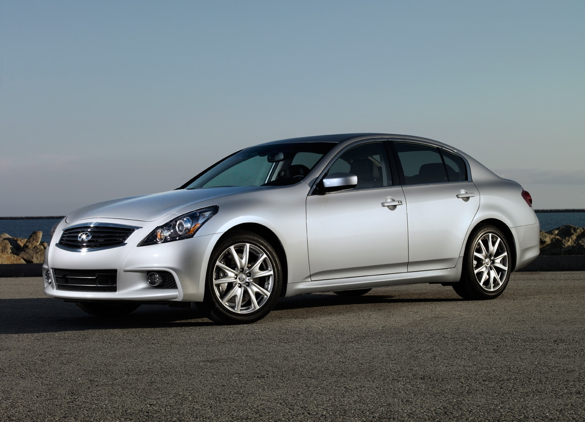 Most Reliable 2013 Cars Luxury Sedans J D Power