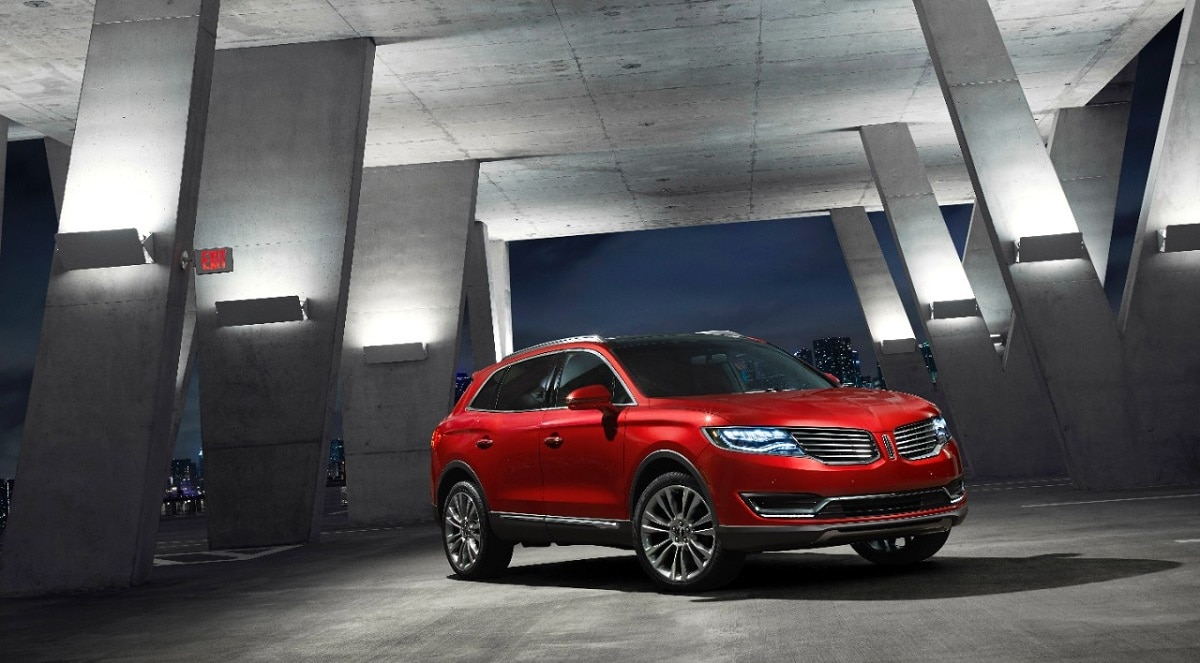 2016 Lincoln Mkx Preview J D Power