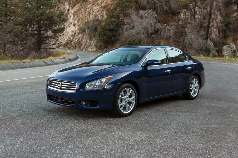 2013 Nissan Maxima Preview J D Power