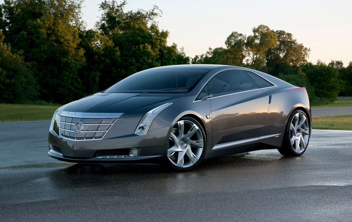 2014 Cadillac ELR Preview | J.D. Power
