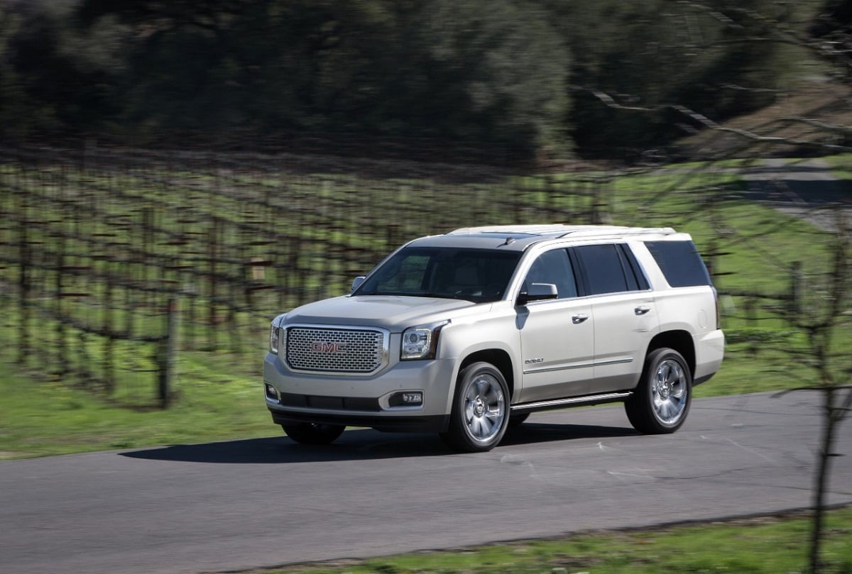 Top Rated Suvs Performance And Design J D Power Cars
