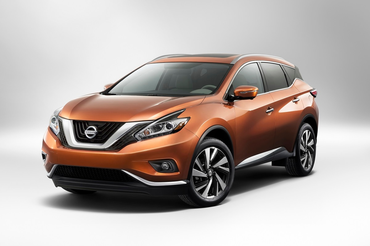 In the midsize suv segment the nissan murano is the top ranked model for 2015 followed by the toyota highlander and the buick enclave which rank second