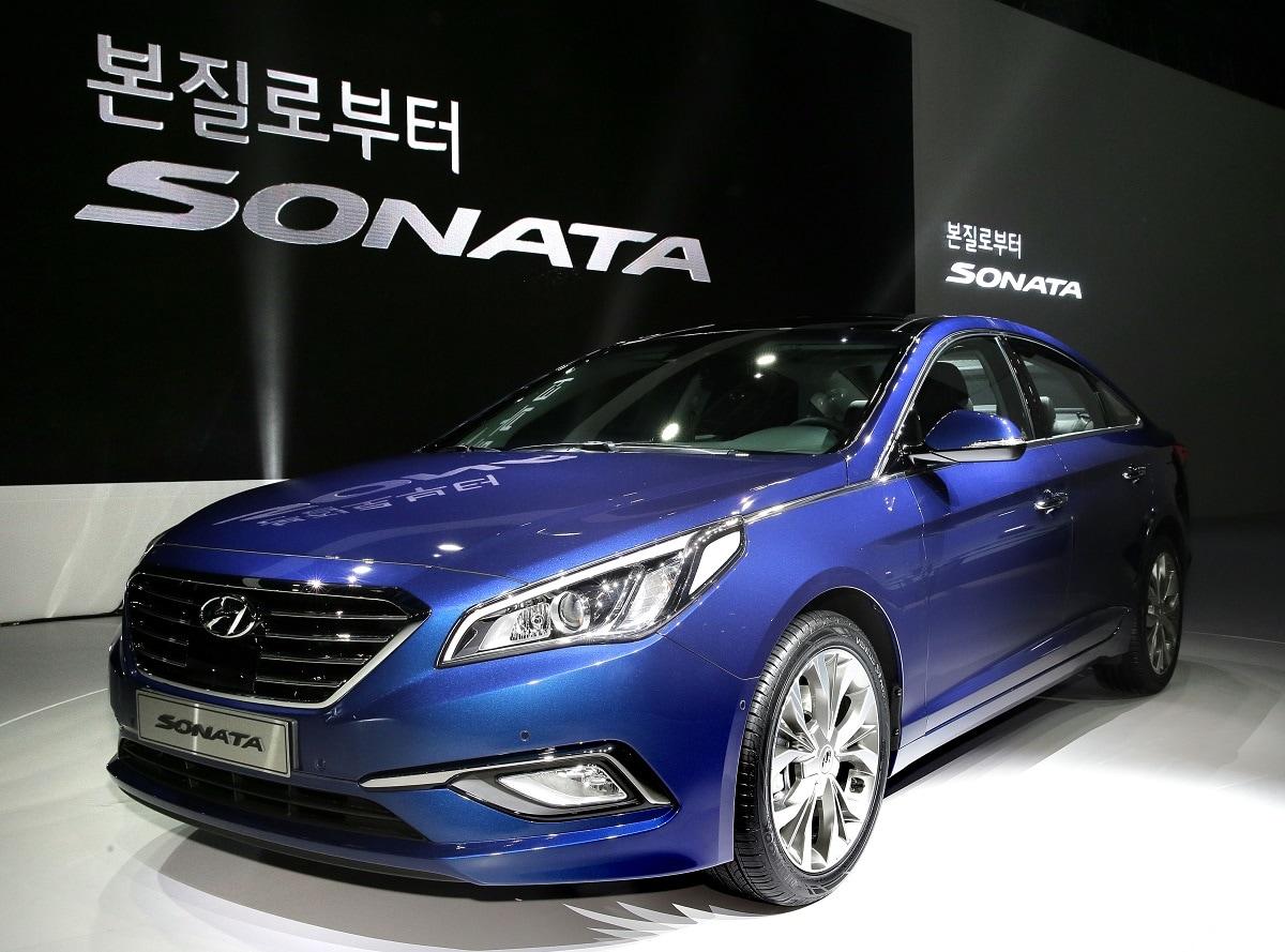 2015 Hyundai Sonata Preview J D Power