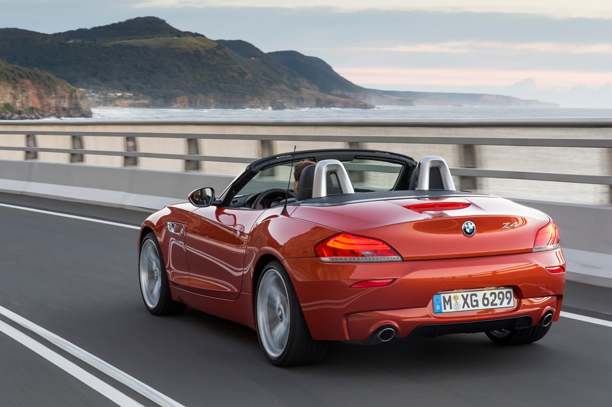 2014 Bmw Z4 Preview J D Power