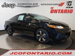 2015 Honda Civic EX CVT EX