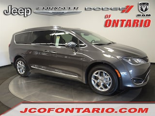 New 2018 Chrysler Pacifica LIMITED Passenger Van 2C4RC1GG6JR357780 for sale in Ontario, CA at Jeep Chrysler Dodge of Ontario