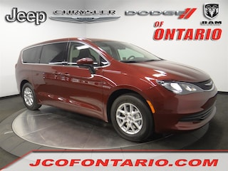 New 2019 Chrysler Pacifica LX Passenger Van 2C4RC1CG0KR533424 for sale in Ontario, CA at Jeep Chrysler Dodge of Ontario