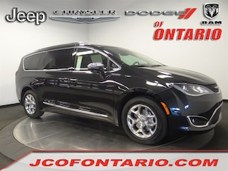 New 2018 Chrysler Pacifica LIMITED Passenger Van 2C4RC1GG4JR357745 for sale in Ontario, CA at Jeep Chrysler Dodge of Ontario