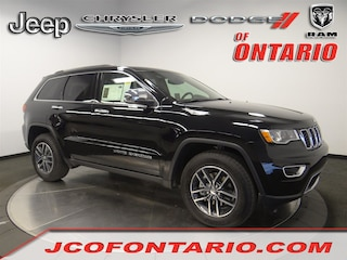 New 2018 Jeep Grand Cherokee LIMITED 4X2 Sport Utility 1C4RJEBM1JC514523 for sale in Ontario, CA at Jeep Chrysler Dodge of Ontario