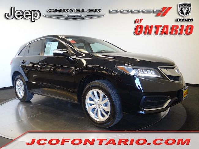 Used 2016 Acura RDX FWD in Greater Ontario, CA