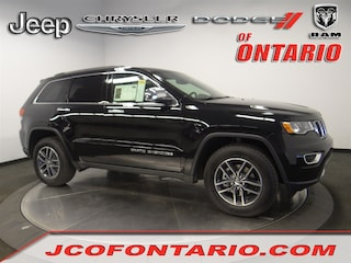 New 2018 Jeep Grand Cherokee LIMITED 4X2 Sport Utility 1C4RJEBM2JC514515 for sale in Ontario, CA at Jeep Chrysler Dodge of Ontario
