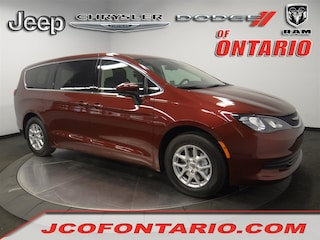New 2019 Chrysler Pacifica LX Passenger Van 2C4RC1CG2KR533425 for sale in Ontario, CA at Jeep Chrysler Dodge of Ontario