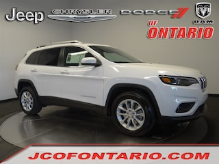 New 2019 Jeep Cherokee LATITUDE FWD Sport Utility 1C4PJLCBXKD298031 for sale in Ontario, CA at Jeep Chrysler Dodge of Ontario