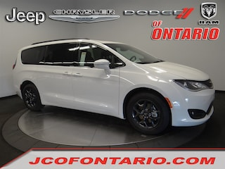 New 2018 Chrysler Pacifica LIMITED Passenger Van 2C4RC1GG5JR358158 for sale in Ontario, CA at Jeep Chrysler Dodge of Ontario