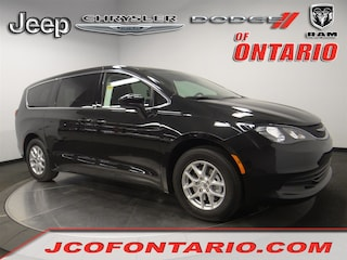 New 2019 Chrysler Pacifica LX Passenger Van 2C4RC1CG3KR533420 for sale in Ontario, CA at Jeep Chrysler Dodge of Ontario