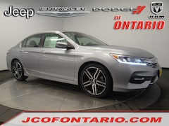 2017 Honda Accord Sedan Sport Sport CVT