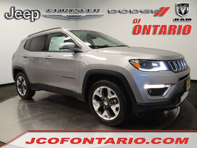 2018 Jeep Compass Limited Limited FWD in Ontario, CA