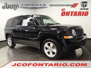 Used 2017 Jeep Patriot Latitude Latitude FWD 1C4NJPFB5HD184425 for sale in Ontario, CA at Jeep Chrysler Dodge of Ontario