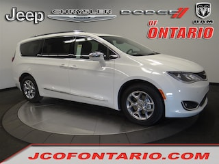 New 2018 Chrysler Pacifica LIMITED Passenger Van 2C4RC1GG0JR357726 for sale in Ontario, CA at Jeep Chrysler Dodge of Ontario