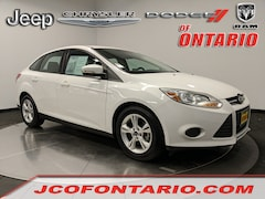 Used 2014 Ford Focus SE Sedan for sale in Ontario, CA at Oremor Automotive Group