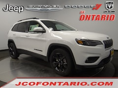 New 2019 Jeep Cherokee ALTITUDE FWD Sport Utility 1C4PJLLB8KD381618 in Ontario CA