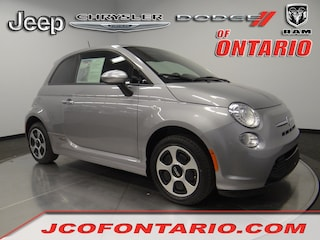 Used 2016 FIAT 500e Battery Electric HB 3C3CFFGE1GT165153 for sale in Ontario, CA at Jeep Chrysler Dodge of Ontario