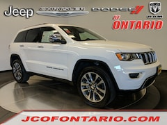 2018 Jeep Grand Cherokee Limited Limited 4x2