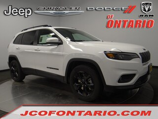 New 2019 Jeep Cherokee ALTITUDE FWD Sport Utility 1C4PJLLB6KD381617 for sale in Ontario, CA at Jeep Chrysler Dodge of Ontario