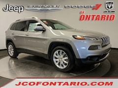 2017 Jeep Cherokee Limited Limited FWD