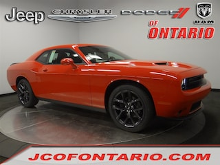 New 2019 Dodge Challenger SXT Coupe 2C3CDZAG1KH551509 for sale in Ontario, CA at Jeep Chrysler Dodge of Ontario