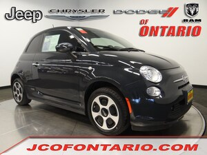 2016 FIAT 500e Battery Electric