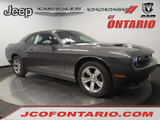 New 2019 Dodge Challenger SXT Coupe 2C3CDZAG9KH525868 for sale in Ontario, CA at Jeep Chrysler Dodge of Ontario