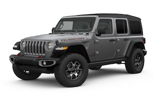2019 Jeep Wrangler UNLIMITED RUBICON 4X4