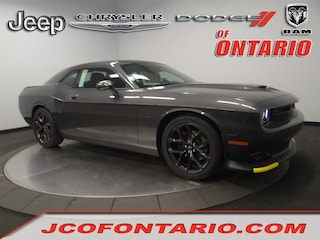 New 2019 Dodge Challenger R/T Coupe 2C3CDZBT7KH529672 for sale in Ontario, CA at Jeep Chrysler Dodge of Ontario