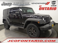 2015 Jeep Wrangler Unlimited Rubicon 4WD  Rubicon
