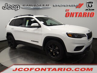 New 2019 Jeep Cherokee ALTITUDE FWD Sport Utility 1C4PJLLB4KD324879 for sale in Ontario, CA at Jeep Chrysler Dodge of Ontario