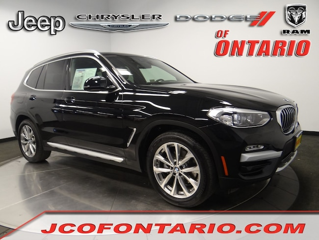 Used 2019 BMW X3 sDrive30i sDrive30i Sports Activity Vehicle in Greater Ontario, CA