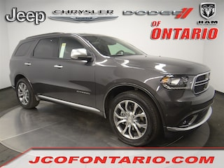 New 2018 Dodge Durango CITADEL ANODIZED PLATINUM AWD Sport Utility 1C4RDJEG4JC498226 for sale in Ontario, CA at Jeep Chrysler Dodge of Ontario