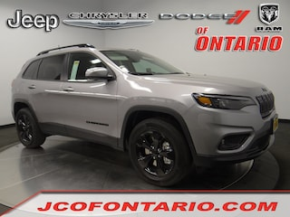 New 2019 Jeep Cherokee ALTITUDE 4X4 Sport Utility 1C4PJMLB8KD321182 for sale in Ontario, CA at Jeep Chrysler Dodge of Ontario
